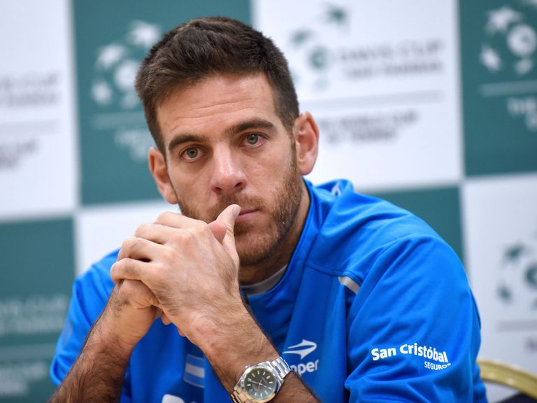 Friends clash as Argentina face Croatia for Davis Cup