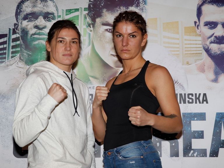 Katie Taylor dreams of Las Vegas and NY as debut looms