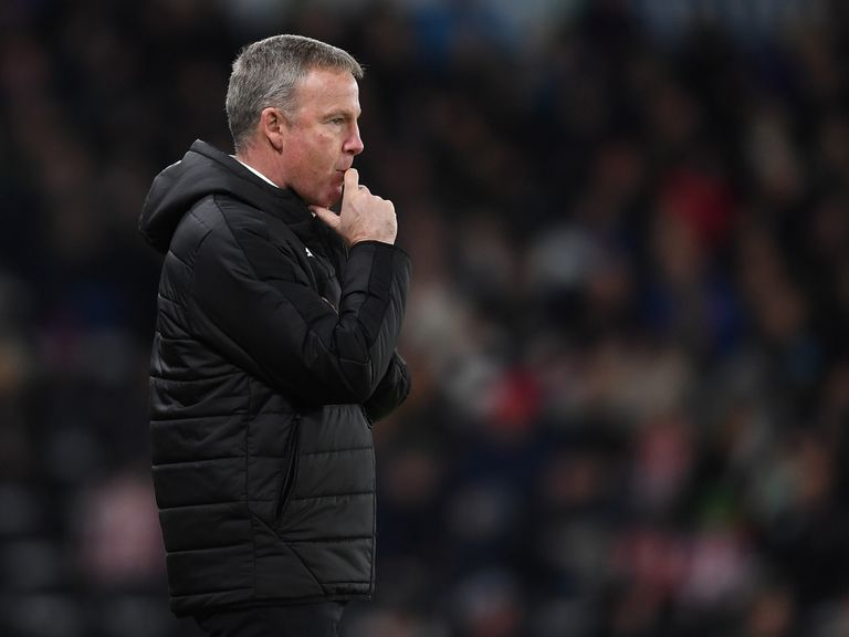 Kenny Jackett resigns from Rotherham after five games in charge