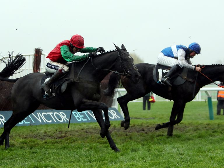 Taquin Du Seuil is fancied to see off Cue Card at Ascot