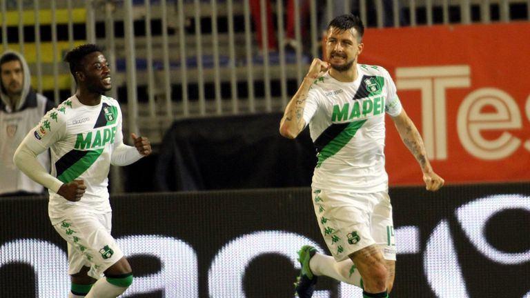 Francesco Acerbi is a target for Leicester