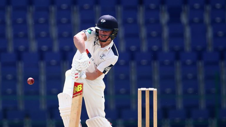 Gary Ballance has committed himself to Yorkshire cricket club