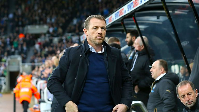 Gary Rowett is understood to be next on the list should Swansea fail with Clement