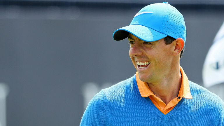 Rory McIlory will be looking to complete the full set of majors at Augusta in 2017
