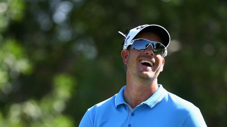 Stenson is another Dubai specialist and has a great track record