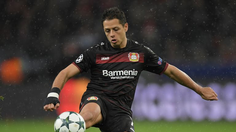Javier Hernandez is a summer target for Lyon, according to the German media