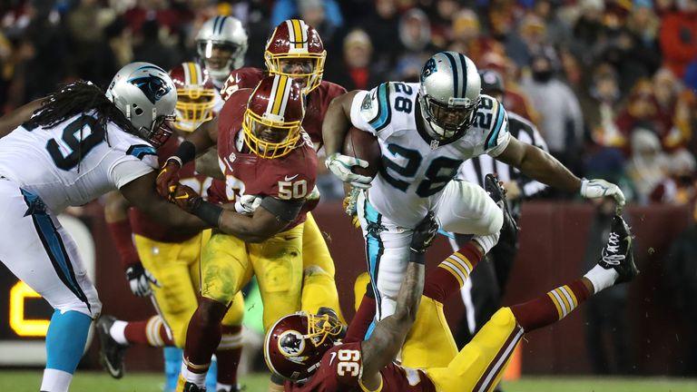 Carolina Panthers vs. Washington Redskins Preview and Prediction