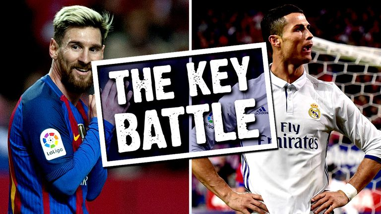 Who Will Come Out On Top Between Lionel Messi And Cristiano Ronaldo In Saturdays Clasico We Take A Look At The Stats
