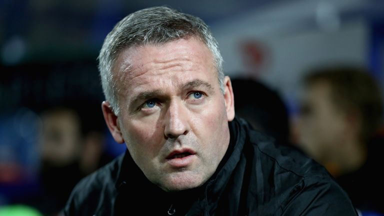 Paul Lambert insists the pressure is on Chelsea