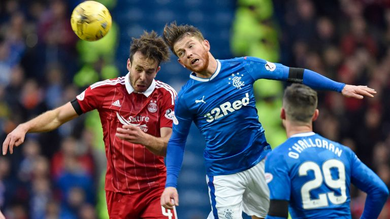 Rangers' Sky Live clash with Aberdeen will now take place in November