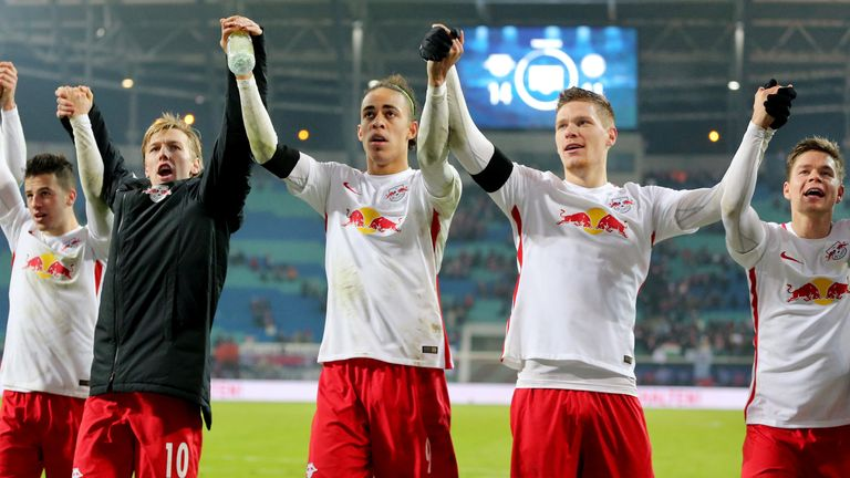 RB Leipzig could miss out on European football next season