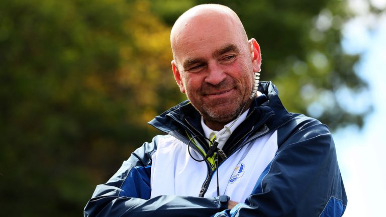 Thomas Bjorn believes the support from the French fans will be crucial