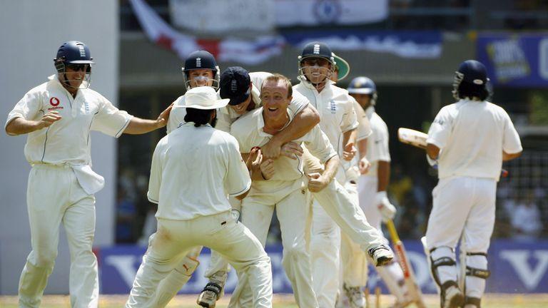 India V England Alastair Cooks Men Target A Mumbai Hat