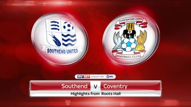 Southend 3-1 Coventry