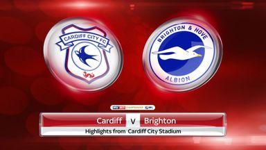 Cardiff 0-0 Brighton