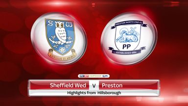 Sheffield Wednesday 2-1 Preston