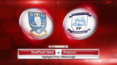 Sheffield Wednesday 2-1 Preston