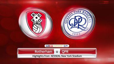 Rotherham 1-0 QPR