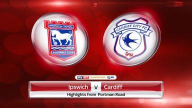 Ipswich 1-1 Cardiff