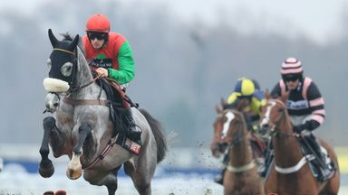 Capitaine: Favourite for the Sky Bet Dovecote