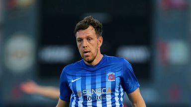 Hartlepool United's Carl Magnay is still missing with injury
