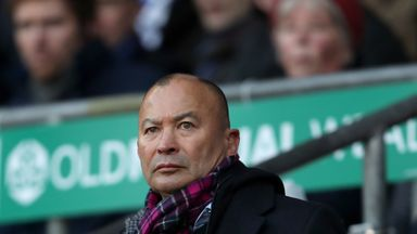 England head coach Eddie Jones eyes further improvement from his team