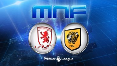 Middlesbrough v Hull City