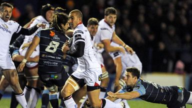 Ruan Pienaar controlled the game for Ulster