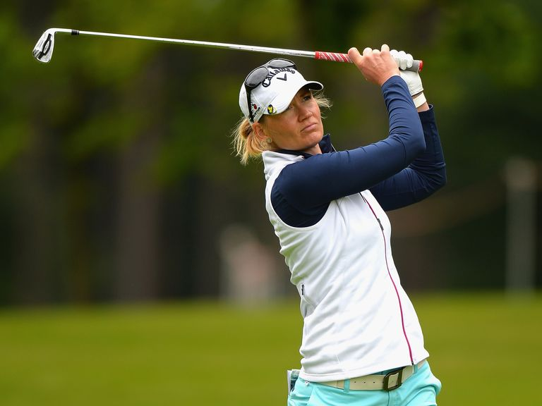 Ladies european tour leaderboard