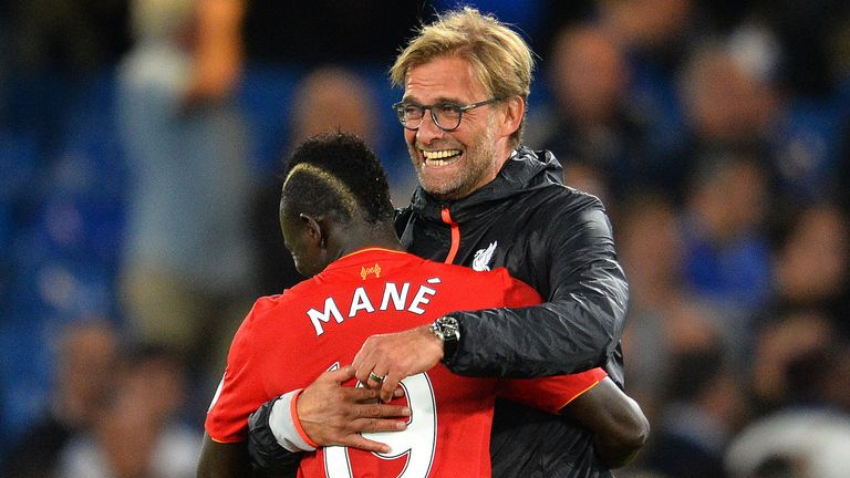 Jurgen Klopp has included Sadio Mane in his Liverpool squad for the pre-season tour of Germany