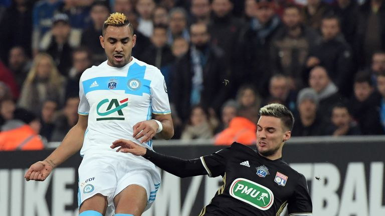 Payet has scored two goals in six appearances for Marseille