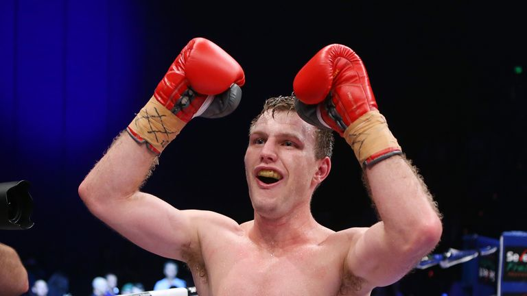 Jeff Horn is an undefeated Australian