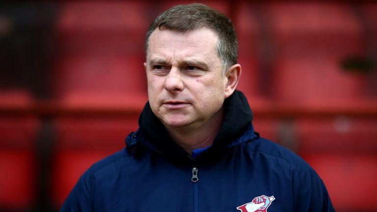 Mark Robins has signed Jack Grimmer