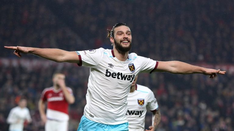 Andy Carroll will not be moving to China after West Ham rejected three bids for him