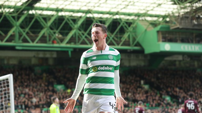Callum McGregor has started the season in good form for the champions