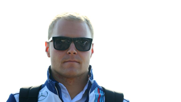 Formula One: Bottas joins Hamilton at Mercedes