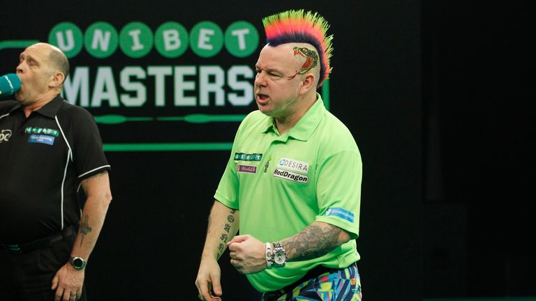 Phil Taylor announces that 2017 will be a year ago on PDC circuit