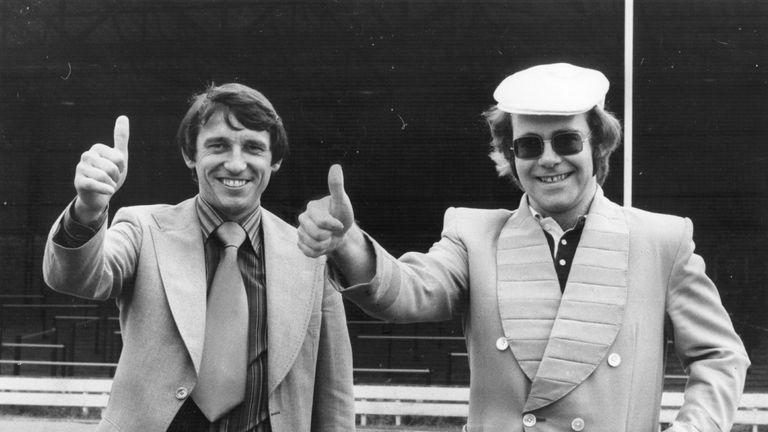 Watford enjoyed a remarkable rise under chairman, Elton John and manager Graham Taylor