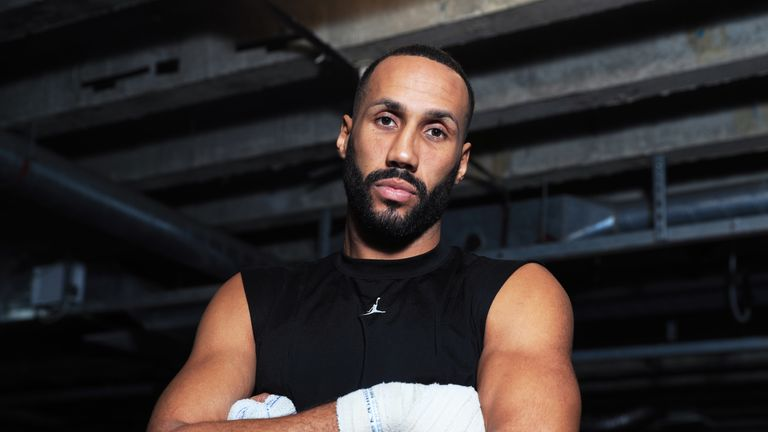 James DeGale hopes to make his return from a shoulder operation in December