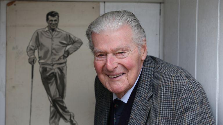 European Tour founding father John Jacobs dies aged 91