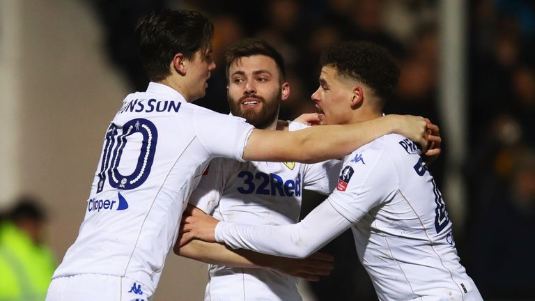 Mowatt inspires Leeds FA Cup comeback win