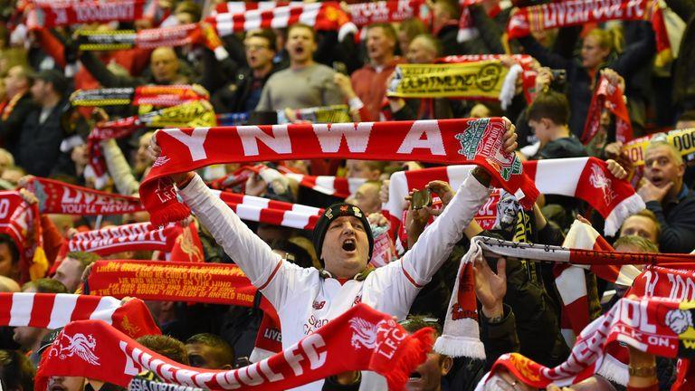 Liverpool and Borussia Dortmund supporters win first FIFA Fan Award | Football News | Sky Sports