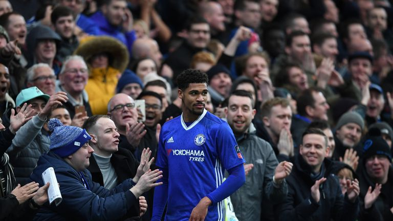 Loftus-Cheek joins Palace on season-long loan