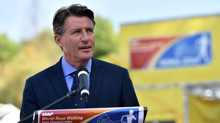 Lord Coe appointed Nick Davies as chief of staff
