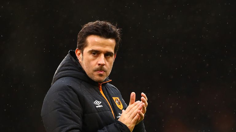 Marco Silva has turned Hull's fortunes around since his arrival