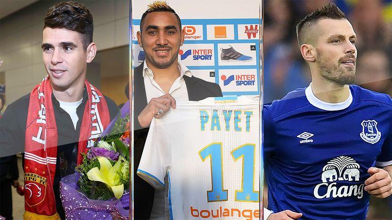England: English Premier League top 10 January transfers