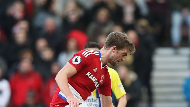 Patrick Bamford has yet to start a Premier League game since joining Boro from Chelsea