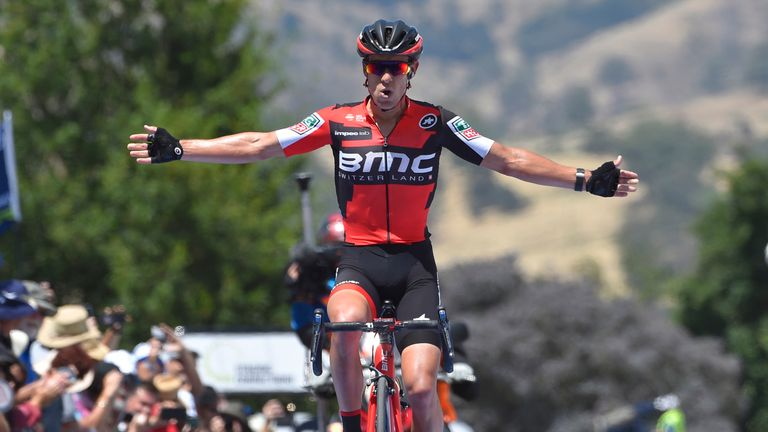 Richie porte looking forward to tour de france after for Richie porte and bmc