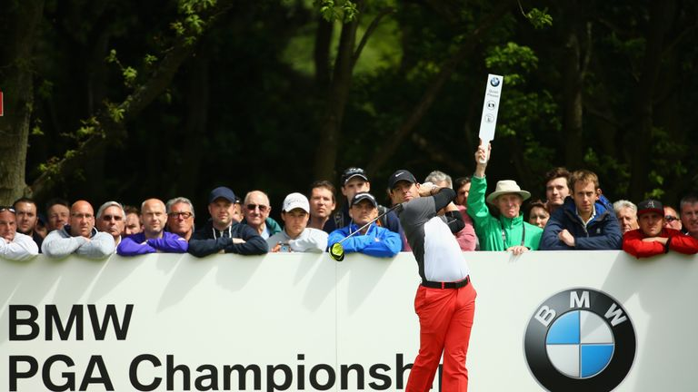 Rory Mcilroy Will Play The 2017 Bmw Pga Championship At Wentworth