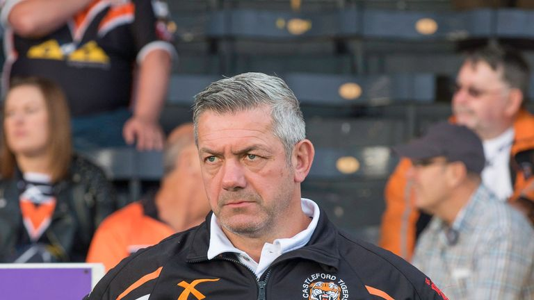 Castleford head coach Daryl Powell is anticipating a blip in form at some point in the season